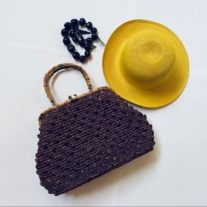 VTG | Yellow Sun Hat